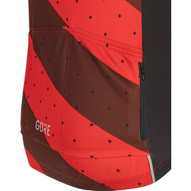 GORE WEAR C3 Trikot Herren red/black